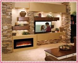 Stone Tv Unit Designs Amazing Wall Decoration Ideas