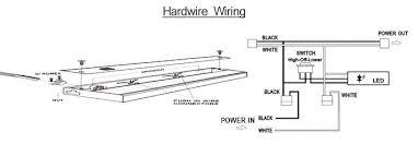 hardwired cabinet lighting kitchen mobcart co