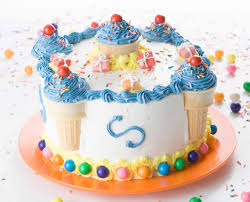 Cakes Decorated With Sweets by Decorate A Birthday Cake In Minutes Youtube