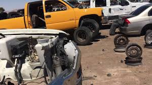 Cool Stuff @ The Junkyard. Hunting For Chevy Truck Parts - YouTube