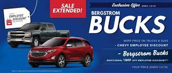 Bergstrom Madison's Wisconsin New & Used Car Dealerships