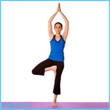 Click To On Photo For Next STANDING Yoga Poses Images