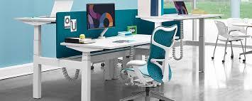 Herman Miller Envelop Desk Assembly Instructions by Ratio Desk Herman Miller