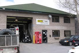 100 Truck Tire Repair Near Me OK Canmore S Auto Brakes Wheels Oil Change