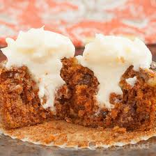 Carrot Cake Cream Cheese Filled