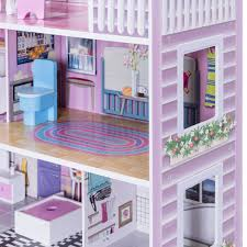 Le Toy Van Sophies House Wooden Dollhouse Toyworld
