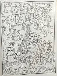 Free Coloring Pages Books Colour Book Household Items Fairies Sketches Therapy