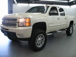2013 Chevrolet Silverado 1500 4WD LTZ Crew Cab 4 Door 6.2L Lifted ...