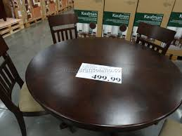 Marvellous Design Costco Dining Room Set Winsome Round Tables 4 Popular Of Patio Chairs Kirkland Signature 50 Inch Table Home Ideas Sets Ca
