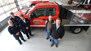 100 Brush Fire Truck Mountain Home Department Gets First Brush Truck