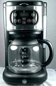 Coffee Machine Walmart Maker Black And Makers On Sale Mr Industrial