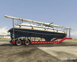 Gta 5 Trucks And Boat Trailers, GTA 5 Online Speed Boat On A Trailer ...