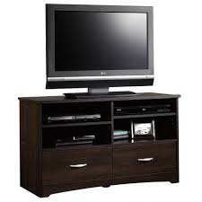 Staples Sauder Edgewater Desk by Tv Stands Imposing Sauderv Stand Image Inspirations Edge Water