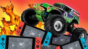 Nintendo Switch! Monster Trucks! All Kids Seats Only Five Dollars ... Monster Trucks Teaching Numbers 1 To 10 Number Counting For Kids Truck Stunts Cartoon Video Children Car Our Games Raz Razmobi Police Monster Vehicles Learn Mini Crushes Every Toy Your Rich Kid Could Ever 28 Collection Of Police Coloring Pages High Quality Toddler Bed Style Eflyg Beds Best Digger Toys Pics Toys Ideas Fresh Puzzle Page 7 Dirt Bike Nintendo Switch All Seats Only Five Dollars Vs Battle Racing Red For In