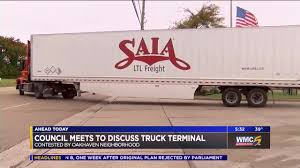 100 Sala Trucking Company Residents Remain At Odds Over Proposed Terminal