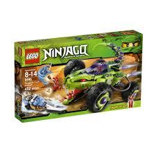 100 Fangpyre Truck Ambush LEGO NINJAGO 9445