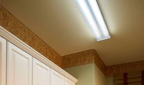 fluorescent lighting fluorescent kitchen lights ceiling covers