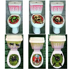 Spongebob Halloween Dvd Ebay by Halloween Toilet Seat Grabber Cover Scary Horror Party Decoration