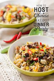 How To Host A Chinese Takeout Dinner Party