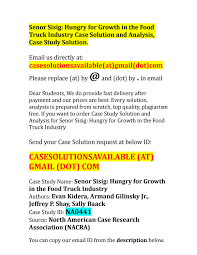 Case Solution For Senor Sisig Hungry For Growth In The Food Truck ... Orlando Food Truck Rules Could Hamper Recent Industry Growth 2015 Marketing Plan Vietnamese Matthew Mccauleys Mobile Cuisine In Mexico And Brazil Are Trucks Ready To Roll Michigan Building Up Speed Case Solution For Senor Sig Hungry Growth The Food Truck The Industry Is Booming Dont Get Left Behind Trends 2017 Zacs Burgers How To Write A Business For Genxeg What You Need Know About Starting A Ordinance In Works Help Flourish Infographics