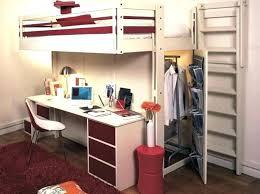 lit mezzanine 1 place avec bureau structure lit mezzanine structure lit mezzanine 1 place loodo co