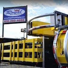 100 Royal Trucking Company Truck Equipment YouTube