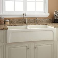 Double Farmhouse Sink Bathroom by 39