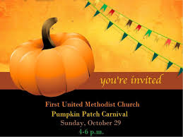 Pumpkin Patch North Austin Tx by First United Methodist Church Annual Pumpkin Patch Carnival In