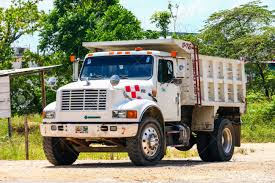PALENQUE, MEXICO - MAY 22, 2017: Dump Truck International 4700 ... 1997 Intertional 4900 1012 Yard Dump Truck For Sale By Site Federal Contracts Trucks Awesome 1995 4700 Dumphelp Me Cide Plowsite Used For Sale Dump At American Buyer 2000 95926 Miles Pacific Box 26 Cars In Mesa Arizona Inventory Acapulco Mexico May 31 2017 1991 Auction Municibid