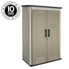rubbermaid vertical shed canadian tire for house and garden