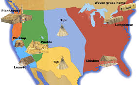 Native American homes US History Native Americans