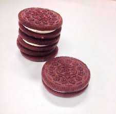 The list of crazy Oreo flavors — which include Banana Split and Watermelon — just got a little longer Red Velvet Oreos have arrived