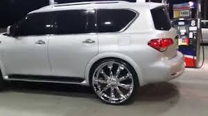 Infiniti QX56 On 30's - YouTube 2017 Finiti Qx80 Review Ratings Edmunds Used Fond Du Lac Wi Infiniti Truck 50 Best Fx37 For Sale Savings From Luxury Cars Crossovers And Suvs Warren Henry Miami Fl Sales Service Parts 2019 Qx60 Reviews Price Photos Specs Dealer In Suitland Md Of Limited Exterior Interior Walkaround Tampa New Dealership Orlando Fresno A Vehicle Larte Design 2016 Missuro White 14 Rides