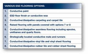 applications esd flooring expert advice and articles