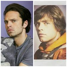 I Am Supportive Of The Belief That Sebastian Stan Is Mark Hamills Doppelganger Must Be