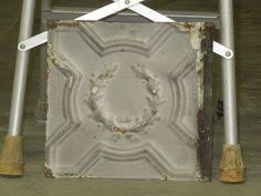 antique metal tin ceiling tile tiles 12x12 olive wreath