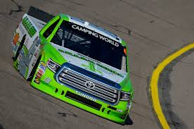 NASCAR Truck Series: 2018 M And M's 200 Results - Brett Moffitt Wins