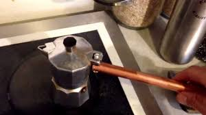 Moka Pot Stove Top Espresso Maker Handle Repair