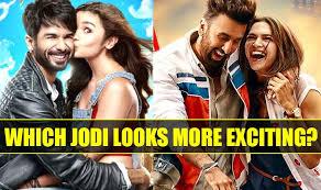 Alia Bhatt and Shahid Kapoor in Shaandaar Vs Deepika Padukone and
