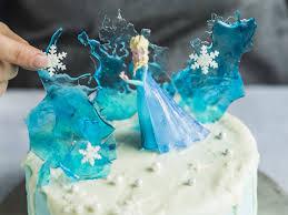 elsa torte eiskönigin torte selber machen