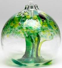Wolfard Hand Blown Glass Oil Lamps by Kitras Oil Lamps