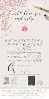 Love This Hand Drawn Font With A Rustic Sort Of Feel Perfect