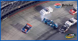 Todd Gilliland Collides With Jesse Little, Spins At Bristol | NASCAR.com