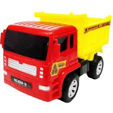 100 Kids Dump Truck Amazing Friction Powered Push And Go Vehicle Construction