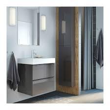 godmorgon wall cabinet with 1 door black brown ikea