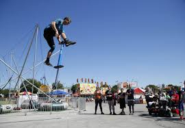 Jimmie Tramel: Tulsa State Fair Performer's Job Has More Ups And ...