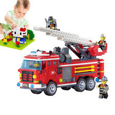 ENLIGHTEN 904 Fire Engine Plastic Building Blocks Educational Toy ... Kids Mini Car Model Toy Sensor Fire Truck Early Learning Funny Toys Teamson Engine Desk And Chair Set Hayneedle Educational Boys Spray Water Gun Firetruck Green Review Giveaway Mommies With Cents Fire Department Playset Diecast Firetruck Or Tank Engine Ladder Diecast Trucks 158 Remote Control Rc Shop Velocity Bump Go Battery Operated Safety Cars Hero Games Pump Extending Teamsterz Sound Light Tow Garbage Helicopter Truck For Kids Power Wheels Ride On Youtube Lighten 904 Plastic Building Blocks
