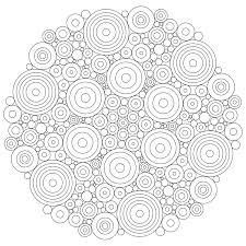 Free Mandala Coloring Pages For Adu Printable