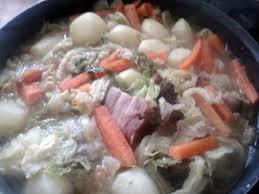 recette de potée de chou frisé carottes pommes de terre et lard