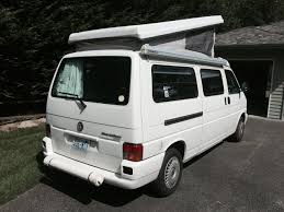 1997 VW Eurovan Camper For Sale - Tim & Catherine's Great ... Vw Awning T5 Bromame Wanted The Perfect Camper Van Wild About Scotland 2015 Vango Kelaii Airbeam Awning Review Funky Leisures Blog Omnistor 5102 Right Hand Drive Version Vw Volkswagen T5 50 Bus Cversion Remodel Renovation Ideas Eurovan Motor Home Camper Van Rental In California An Owners Used 2m X 25m Pull Out Heavy Duty Roof Racks T25 T3 Vanagon Arb 2500mm X With Cvc Fitting Kit Awnings For Sale Lights Led Owls Light Strip